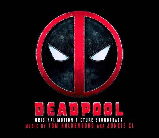Deadpool Movie Cover