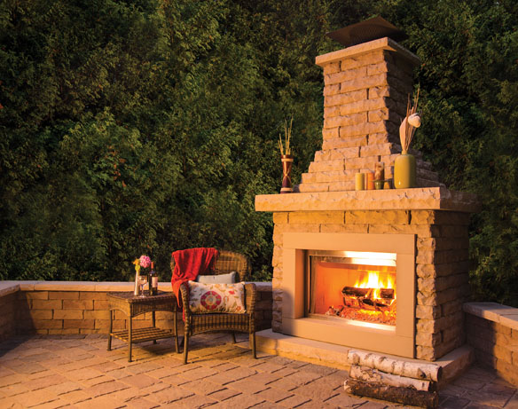 Peerless Block  Brick  Residential Products  Hardscape  Outdoor Living Kits