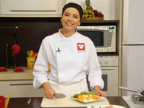 Chef Mariane Sato