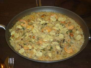 Paella de Frutos do Mar 04
