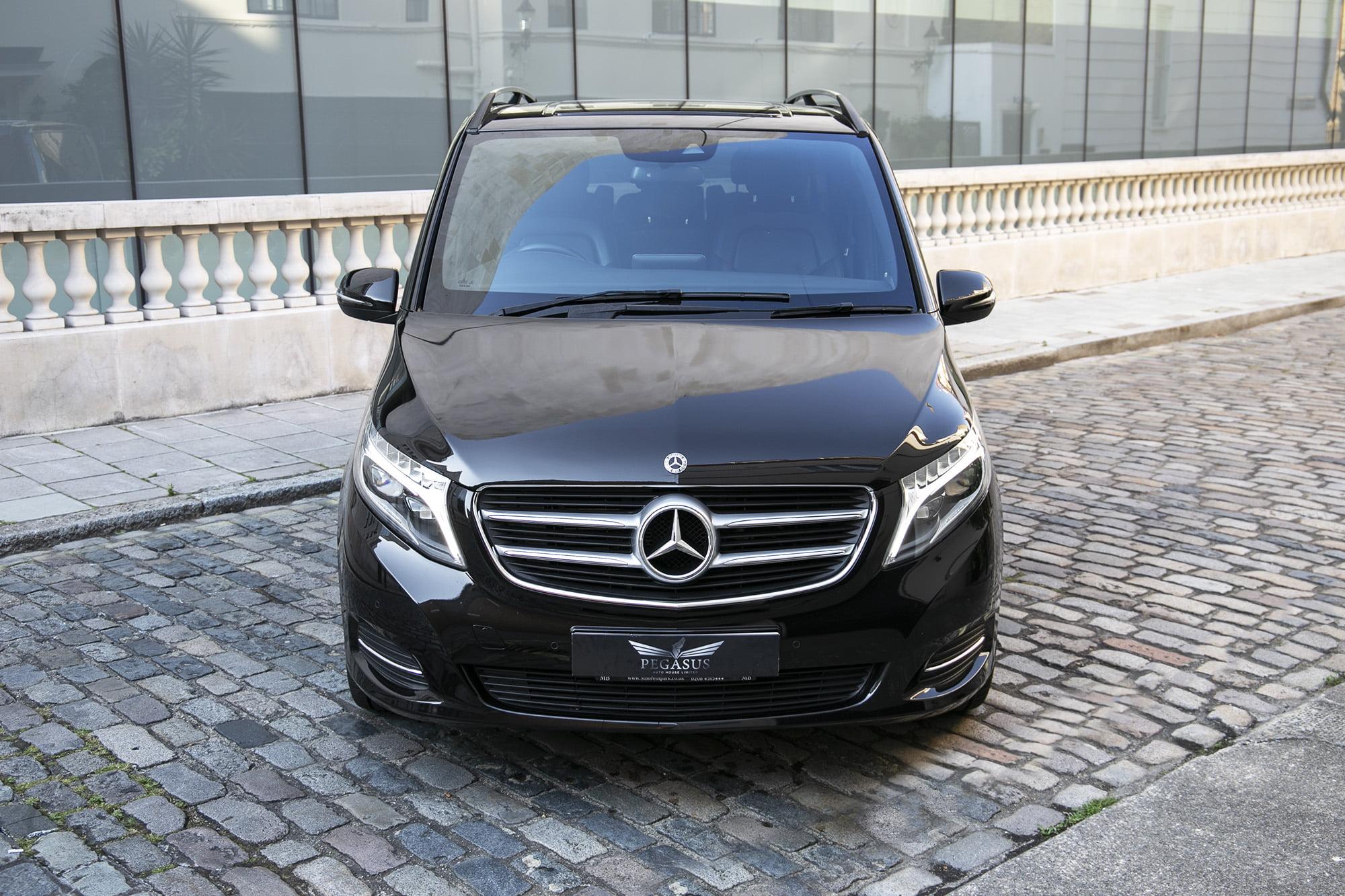 Mercedes - Benz V220d Sport Extra Long Wheelbase - Pegasus Auto House