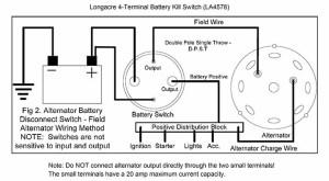 Longacre 4Terminal Kill Switch Instructions | Pegasus