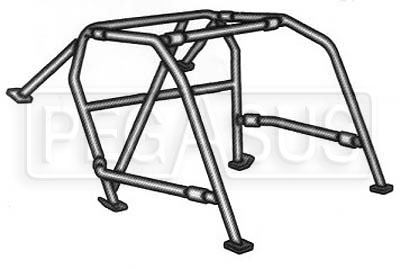 Autopower Roll Bar and Roll Cage Application List