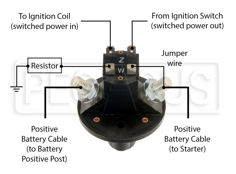 4430 Master Battery Cut Off Switch Wiring Instructions Pegasus