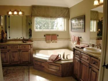 Interior Design Master Bathroom | Pegasus Design Group | Milwaukee, WI