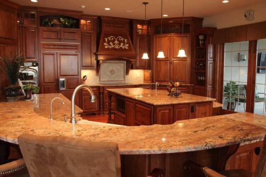 Interior Design Accessible Kitchen| Pegasus Design Group | Milwaukee, WI