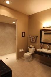 Interior Design Accessible Bathroom| Pegasus Design Group | Milwaukee, WI