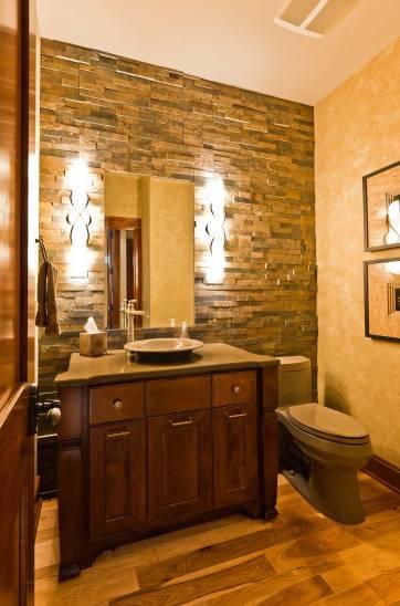 Interior Design Guest Bathroom| Pegasus Design Group | Milwaukee, WI