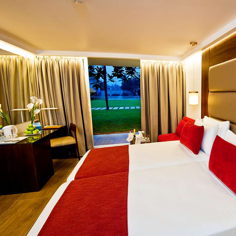 Wattala Hotel  Deluxe Rooms at Pegasus Reef Hotel Sri Lanka
