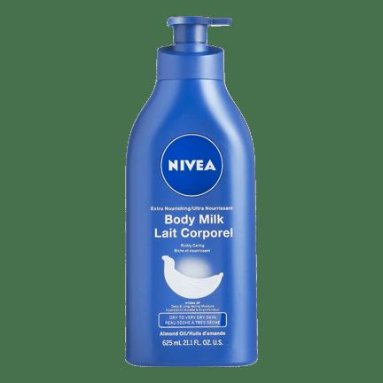 Nivea Extra Nourishing Body Milk