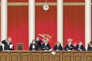 High Court Dissent