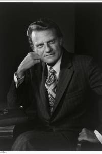 Billy Graham by Yousuf Karsh