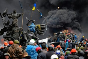 Ukraine's Independence Square