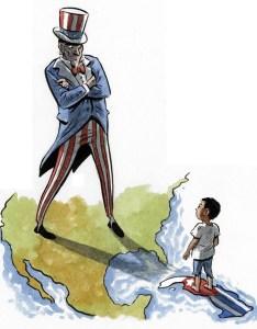 Uncle Sam & Li'l Cuba