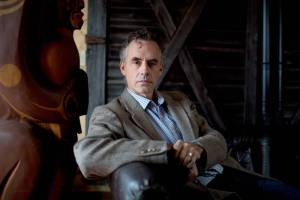 Clinical psychologist and social philosopher Jordan Peterson