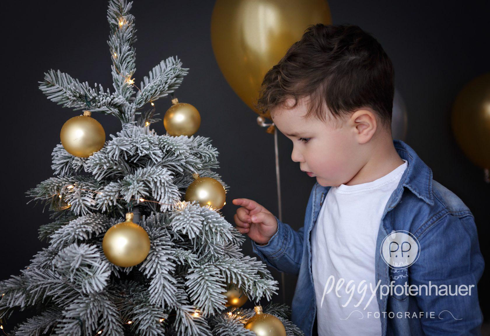 Frohe Weihnachten  Pltzchenbacken im Fotostudio Bamberg
