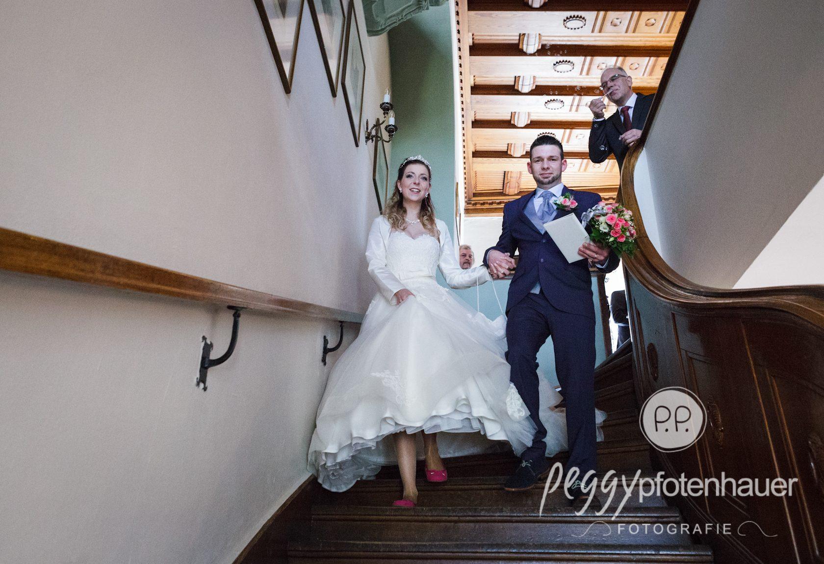 Eine Hochzeit im Thringer Wald  Hochzeitsfotograf Thringen
