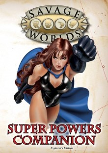 Savage Worlds Super Powers