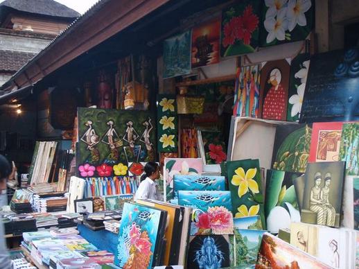 Belanja dengan harga murah di Bali Di sini tempatnya