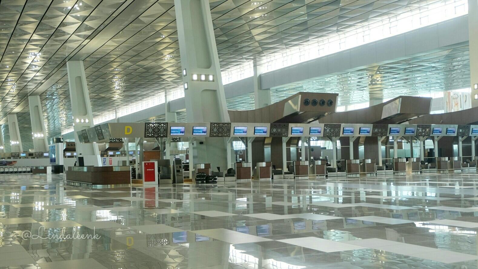 5 Fasilitas Mewah Ini Bisa Kamu Nikmati Di Terminal 3