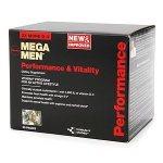 Mega Men Performance and Vitality Supplements
