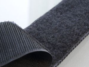 Velcro is the perfect material for a DIY fastener that's sturdy and comfortable.
