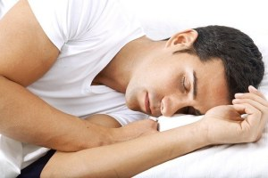 Sleep disturbances could negatively affect your sperm quality.