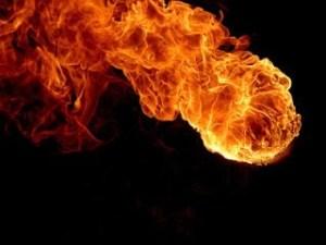 burning penis