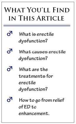 erectile dysfunction article