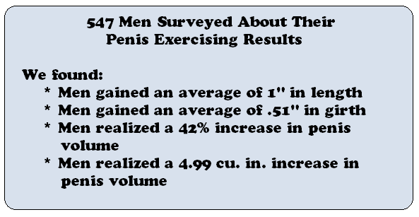 penis enlargement study