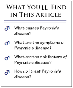peyronies disease article