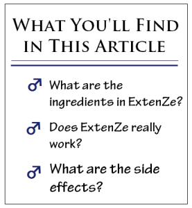 extenze article