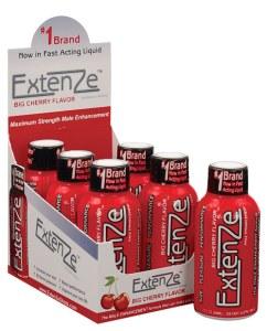 extenze shot