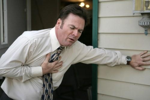 levitra chest pain