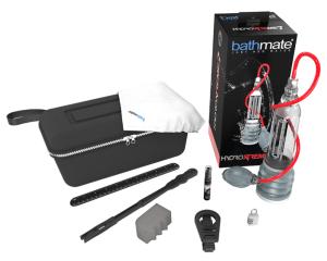 Bathmate HydroXtreme7 full package penis pump