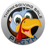 pegym thanksgiving sale