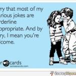 Phallic Funnies Friday – 11th Edition