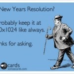 Phallic Funnies Friday: New Year's Resolutions Edition