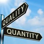 quality vs quantity penis enlargement