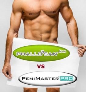 phallosan forte vs penimaster pro