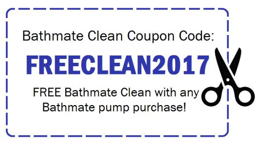 Bathmate Clean Coupon Code