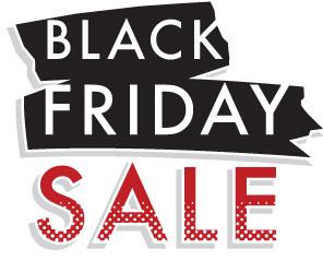 2017 Black Friday Week Sale