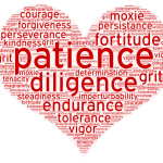 Patience A Theme for 2018