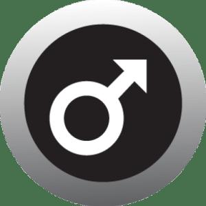 pegym male symbol