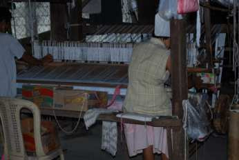 La Union weavers