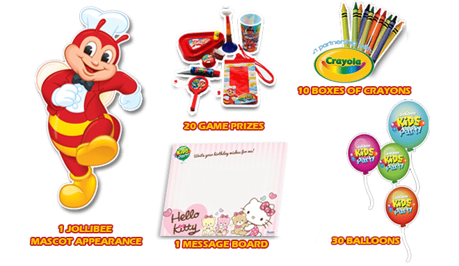 Jollibee hello kitty party theme mommy pehpot stopboris