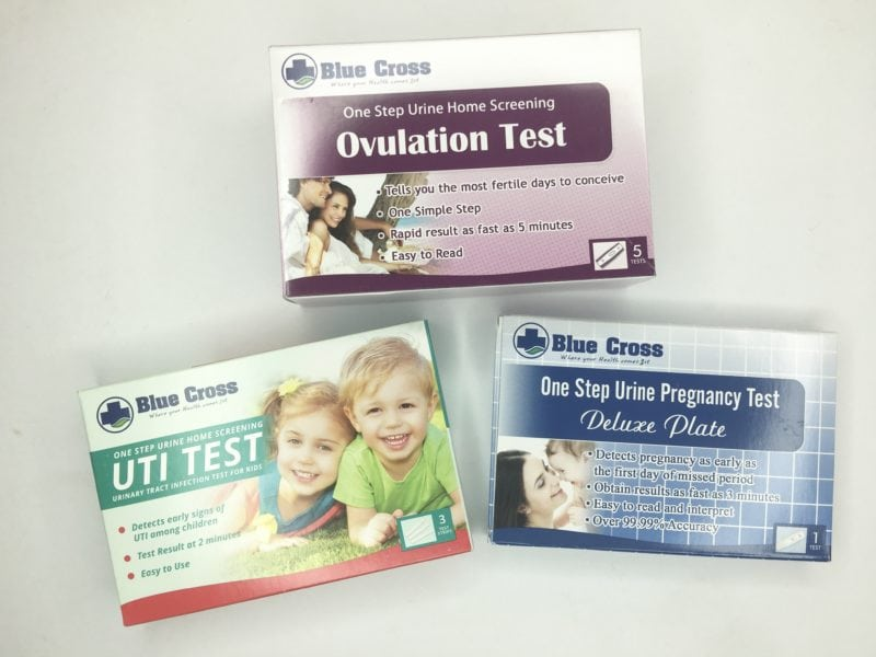 UTI Home Test Kit