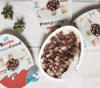 Kinder Choco Cereal Review