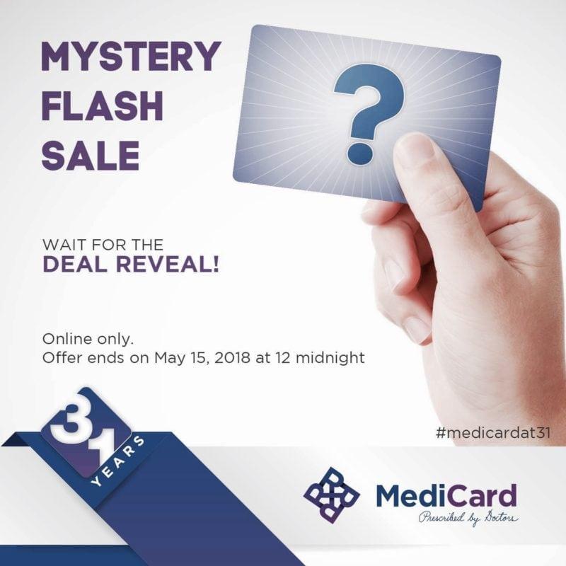 MediCard 31st Anniversary Promo