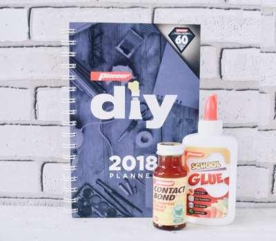 Pioneer Adhesives DIY Planner Review